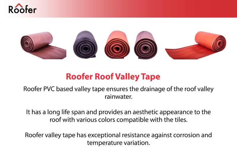 Roofer   Roof System Solutions   Roofer Roof Valley Tape