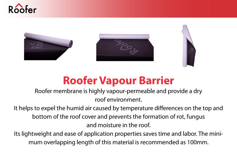 Roofer   Roof System Solutions   Roofer Vapor Barrier