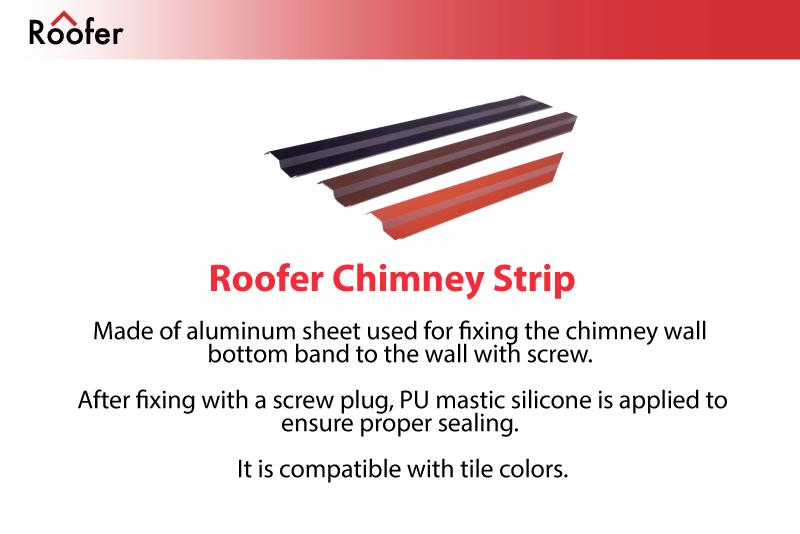 Roofer   Roof System Solutions   Roofer Chimney Strip